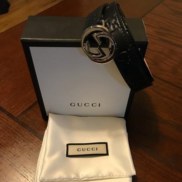 eccbc0b82 Gucci Accessories | Children Boys Belt | Poshmark